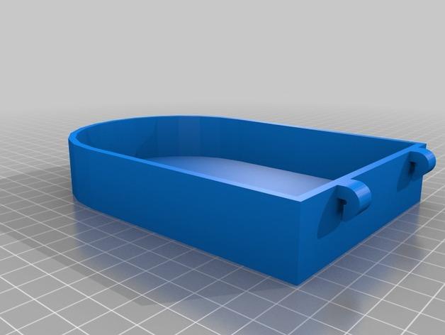 迷你小鸟饮水盆 3D模型  图2