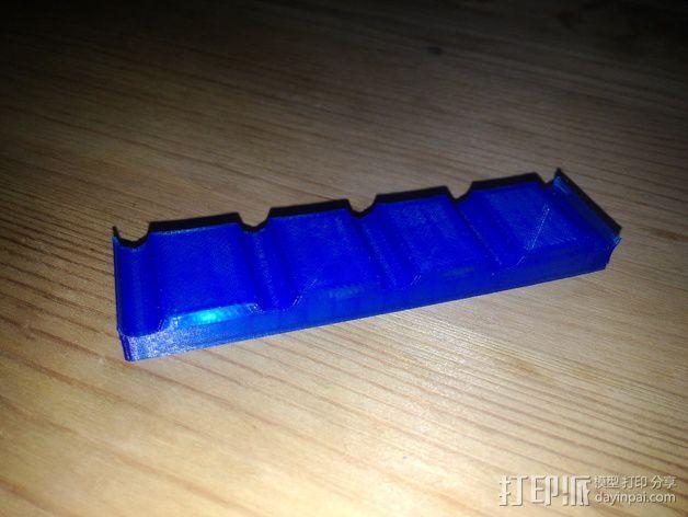 电线电缆夹 3D模型  图6