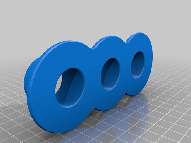 奈斯派索咖啡架 3D模型  图2