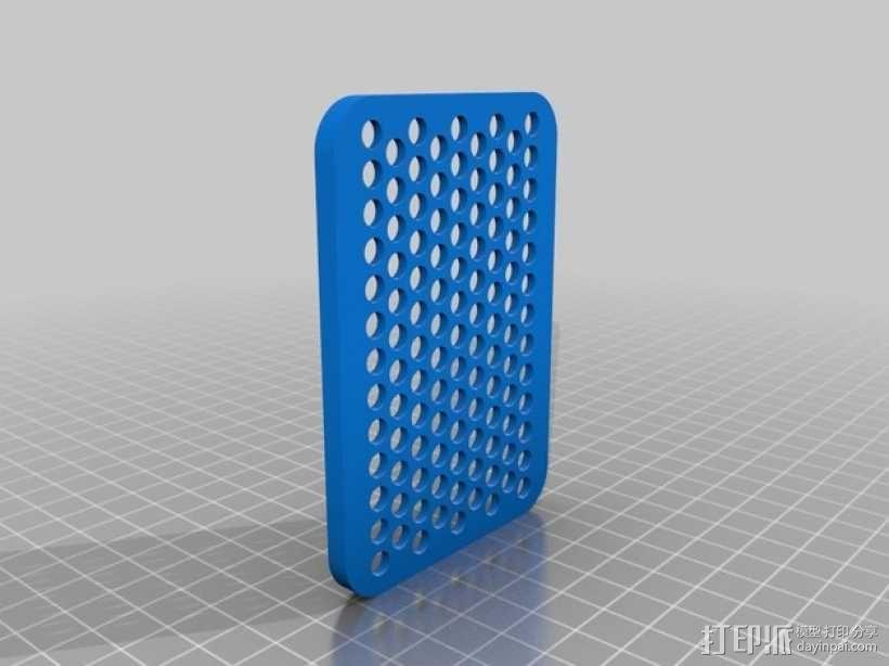 肥皂盒 3D模型  图4