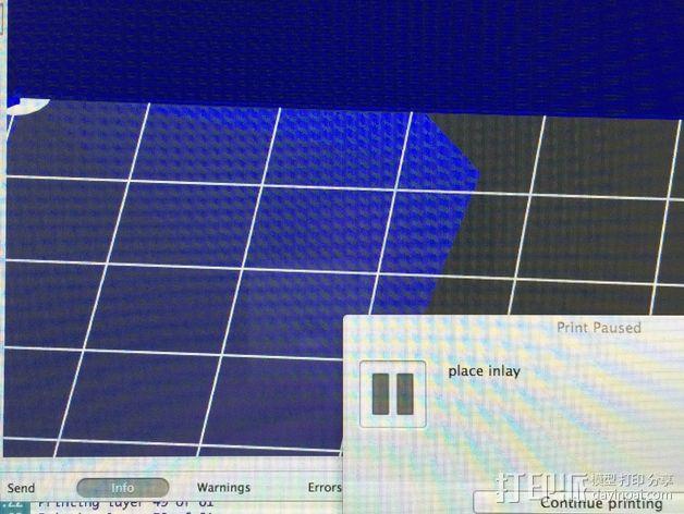周工作计划框架 3D模型  图5