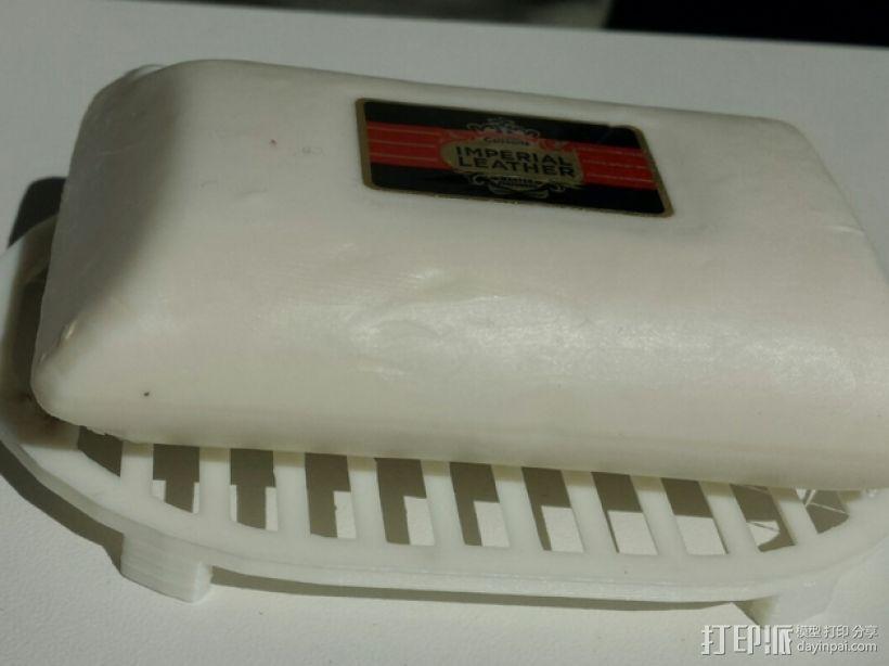 定制化肥皂架 3D模型  图1