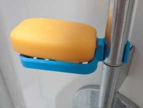 壁挂式肥皂架 3D模型