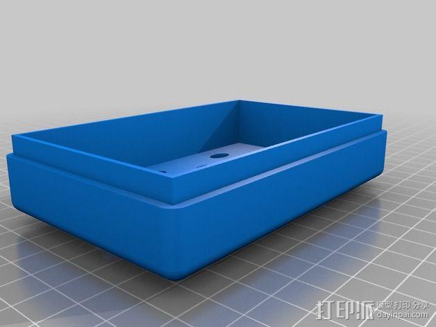 蜘蛛形肥皂盒 3D模型  图6