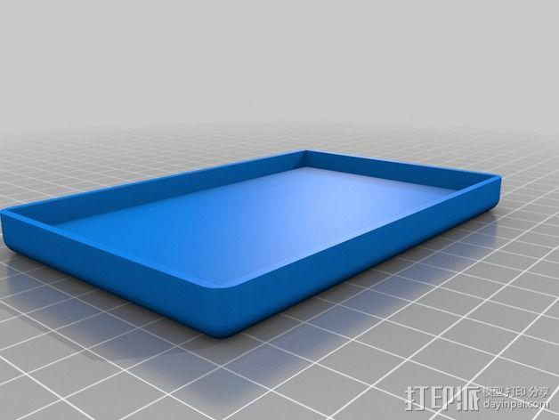 蜘蛛形肥皂盒 3D模型  图7