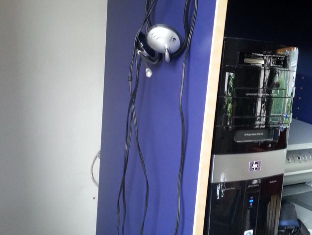 迷你耳机架 3D模型  图3