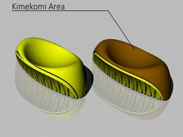 智能小饰品底座 3D模型  图3