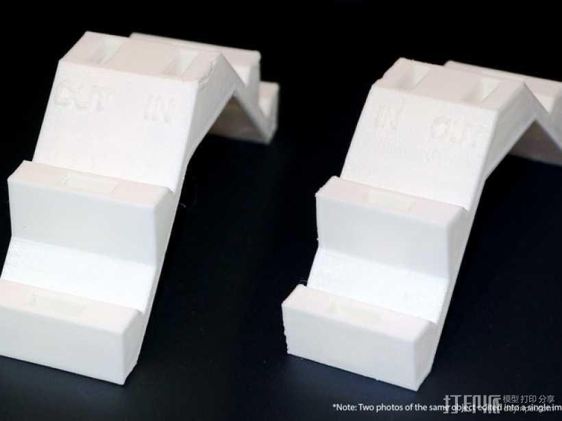 U盘架 3D模型  图3