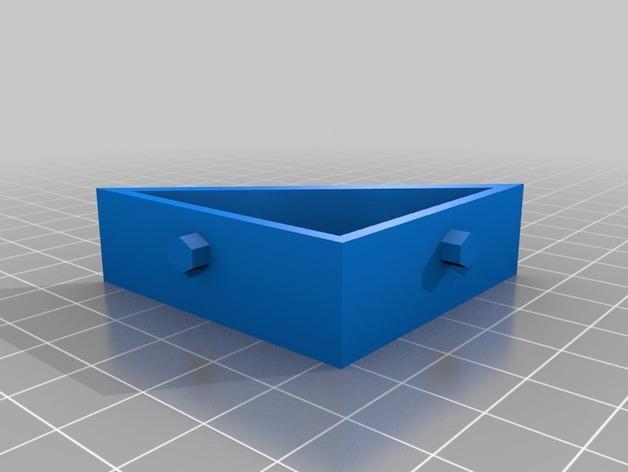 鱼缸植物生长网格 3D模型  图3