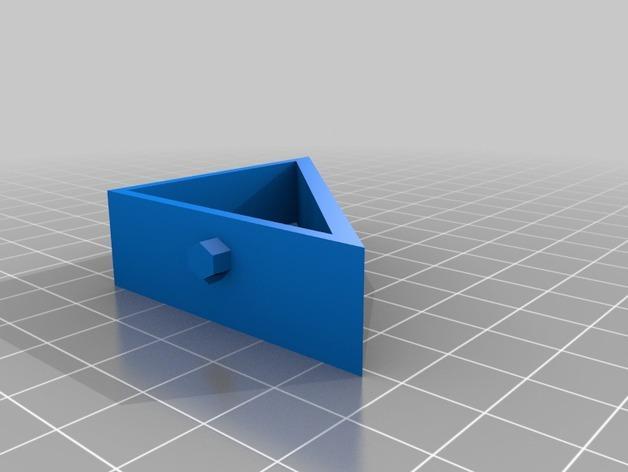 鱼缸植物生长网格 3D模型  图2