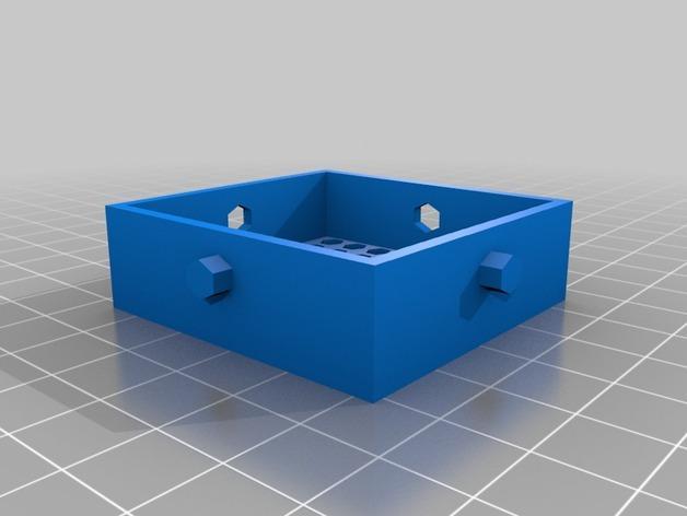 鱼缸植物生长网格 3D模型  图5