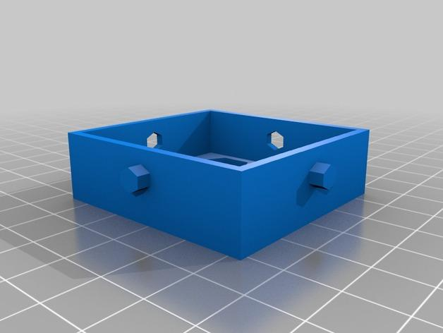 鱼缸植物生长网格 3D模型  图4