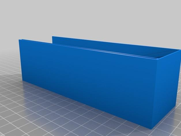 锡箔纸切割刀 3D模型  图4