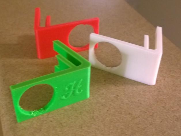 马丁尼酒杯支架 3D模型  图1