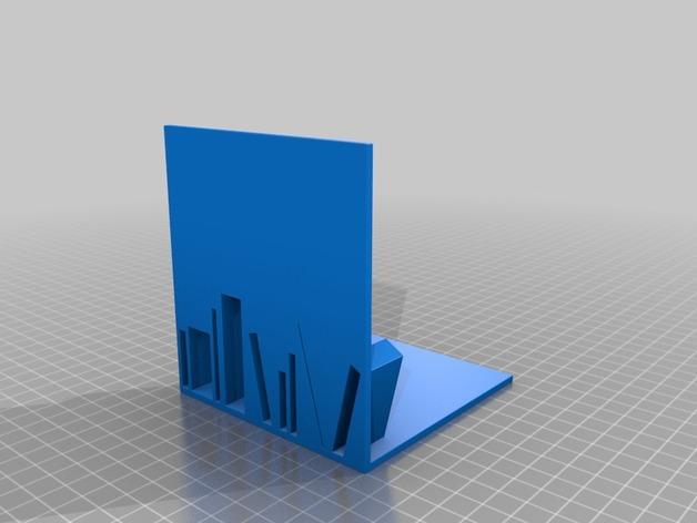迷你书立 3D模型  图3