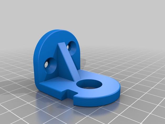 窗户玻璃支架 3D模型  图6