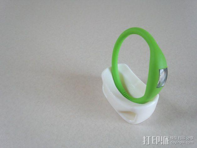 corobo手表架 3D模型  图3