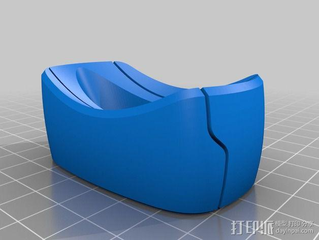 corobo手表架 3D模型  图5