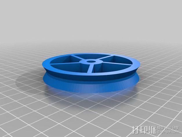 迷你雨水测量指示器 3D模型  图14
