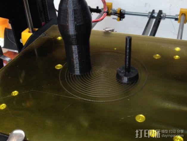 迷你雨水测量指示器 3D模型  图20