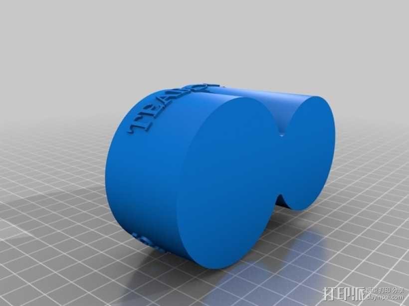 简易泡茶工具 3D模型  图2