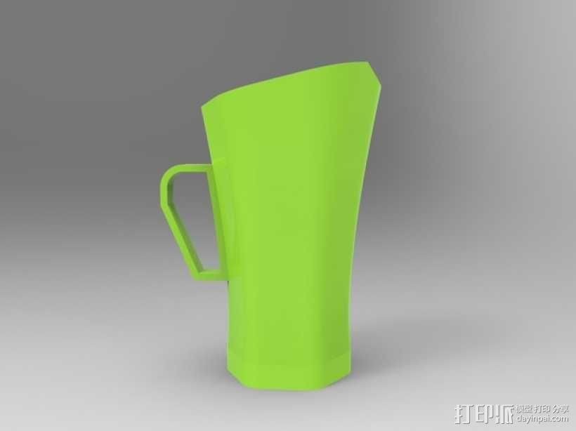 Cofi咖啡杯 3D模型  图4