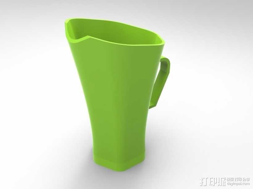 Cofi咖啡杯 3D模型  图3