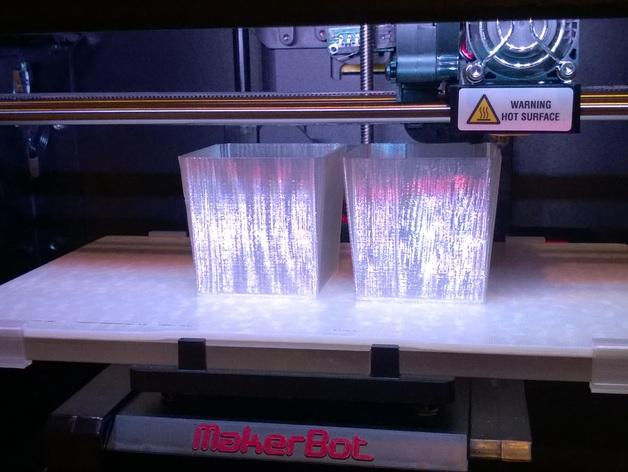 厨房花盆内衬 3D模型  图6