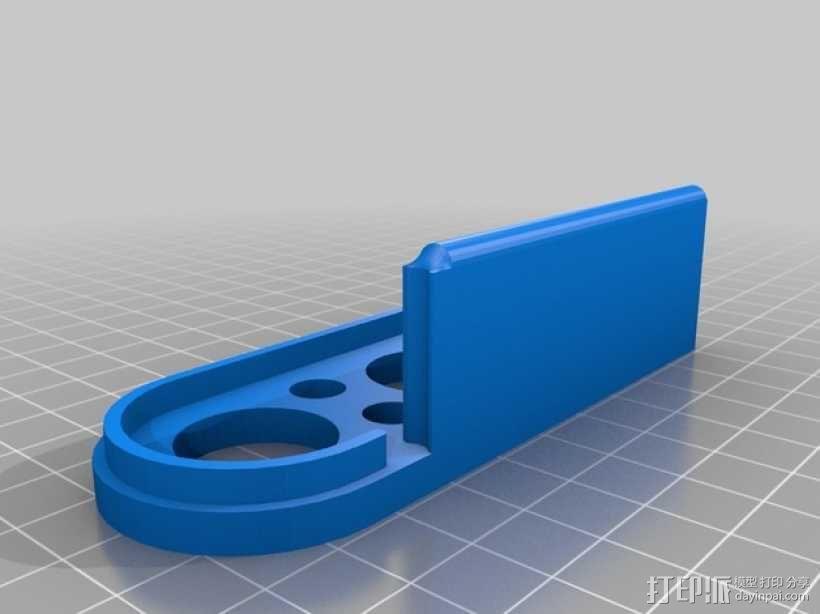 壁挂式戴森DC30真空吸尘器 3D模型  图3
