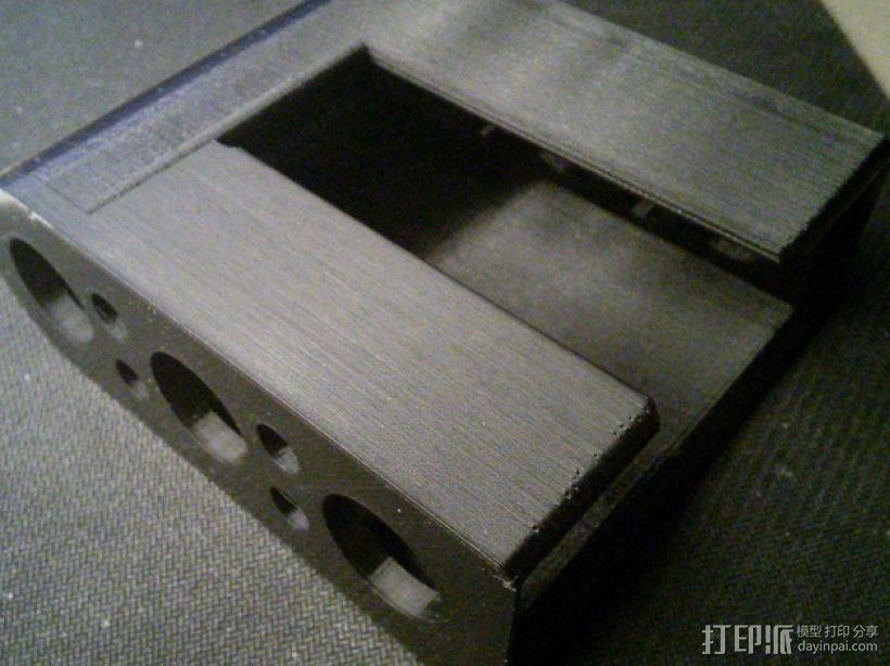 壁挂式戴森DC30真空吸尘器 3D模型  图7
