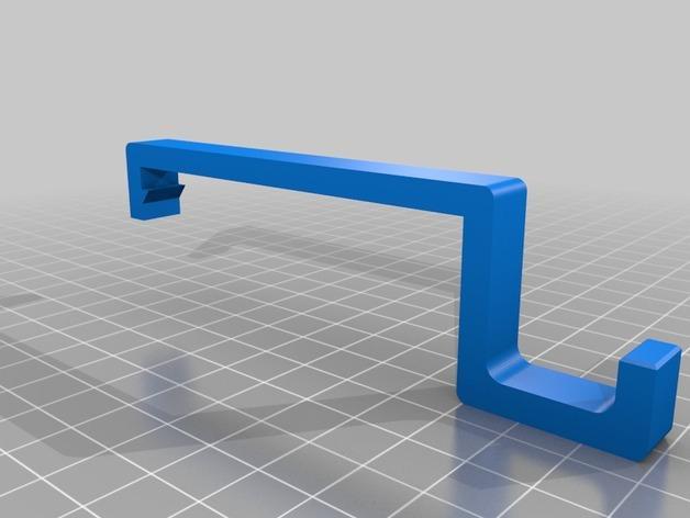 迷你挂钩 3D模型  图1