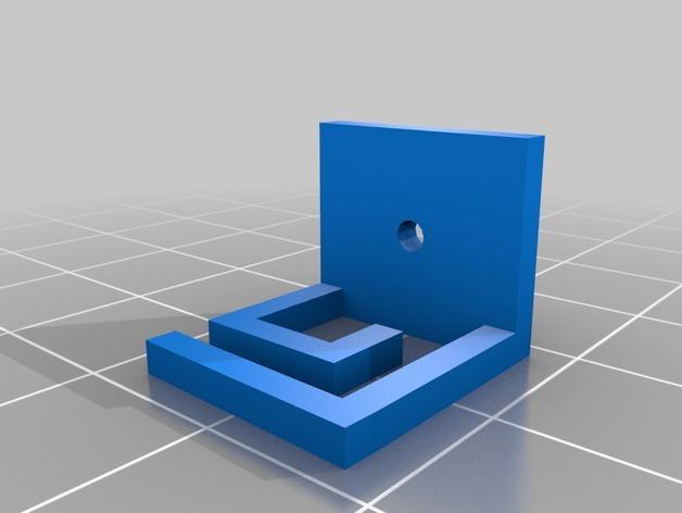 电线电缆支架 3D模型  图2