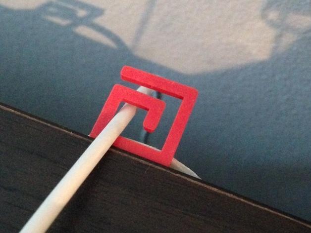 电线电缆支架 3D模型  图3