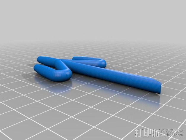 水培系统:管道 3D模型  图14