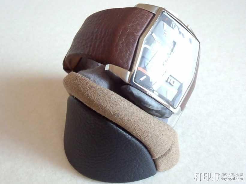 手表架 3D模型  图1