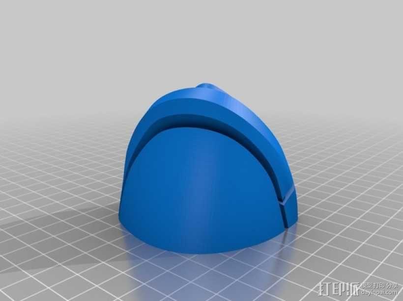 手表架 3D模型  图5