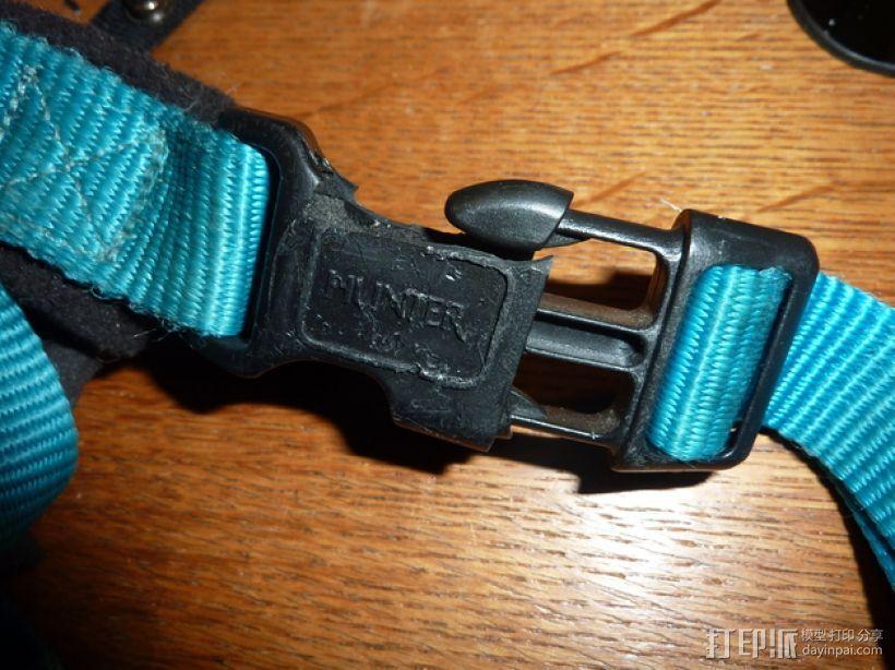 背包带扣 3D模型  图5