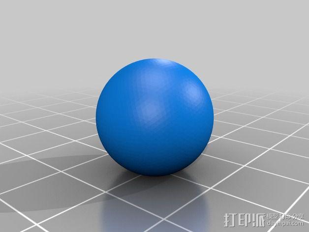 通用便签架 3D模型  图11
