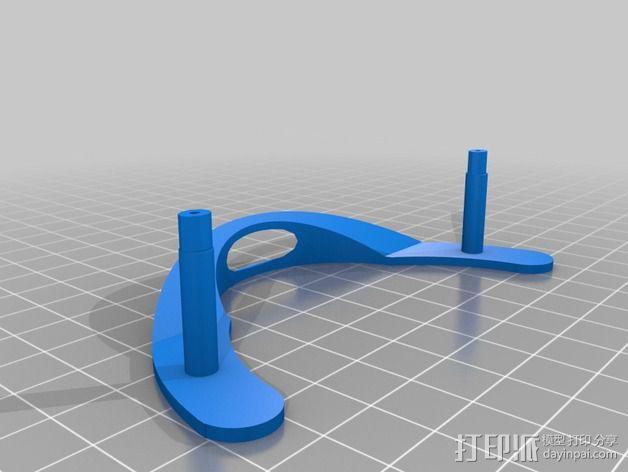 通用便签架 3D模型  图10