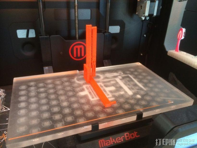 迷你捐赠箱 3D模型  图4