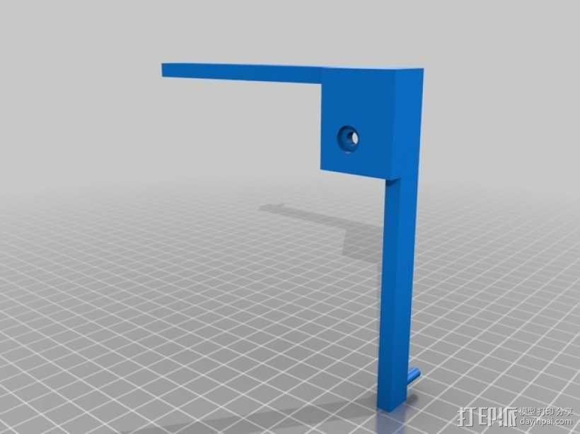 迷你捐赠箱 3D模型  图5