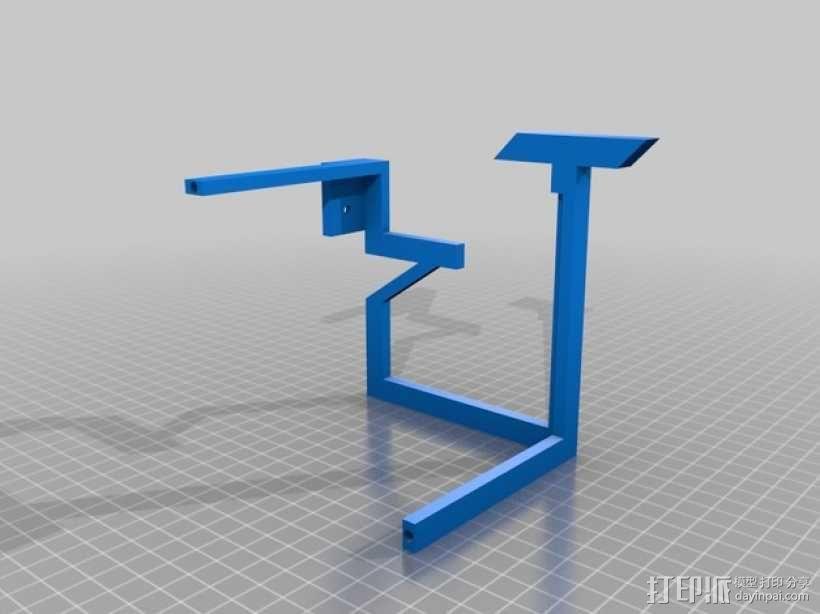 迷你捐赠箱 3D模型  图6