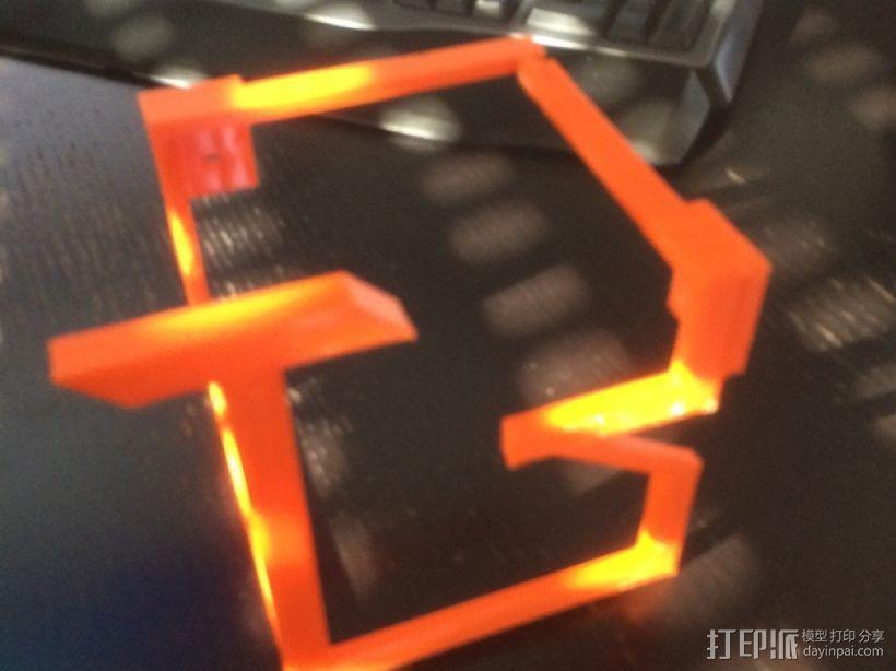 迷你捐赠箱 3D模型  图15
