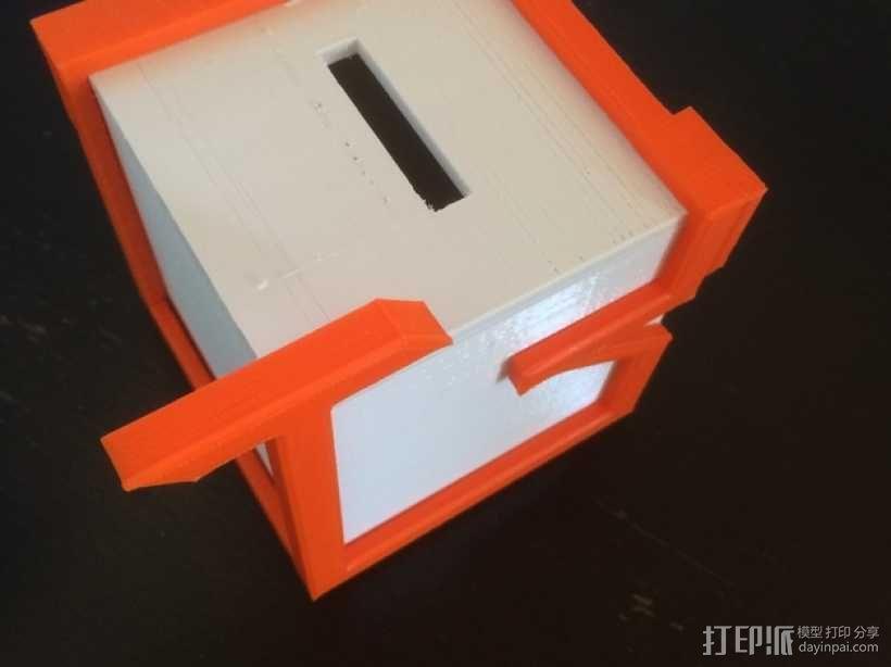 迷你捐赠箱 3D模型  图19