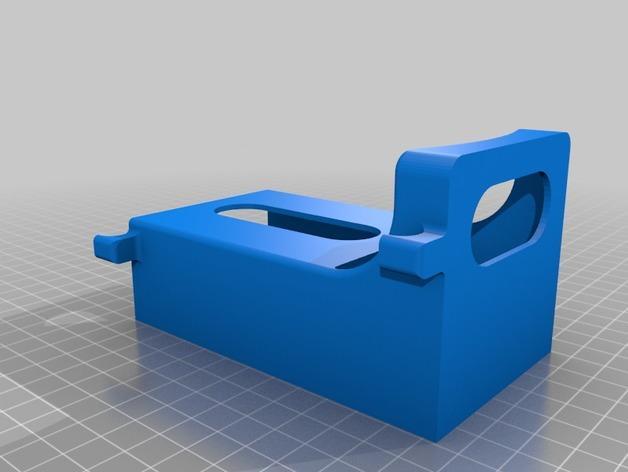 宠物粪便袋架 3D模型  图3