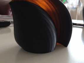 海贝形灯罩 3D模型