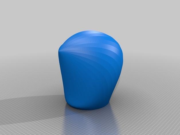 海贝形灯罩 3D模型  图8