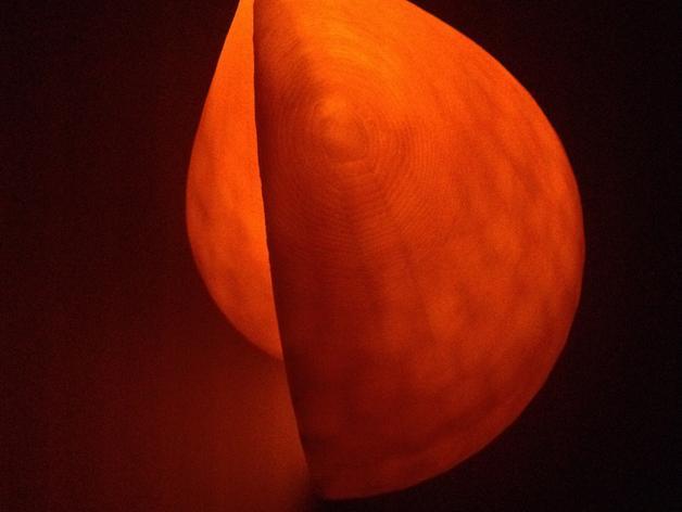 海贝形灯罩 3D模型  图9