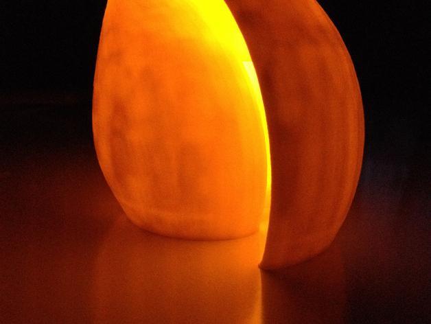 海贝形灯罩 3D模型  图10