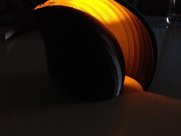 海贝形灯罩 3D模型  图13